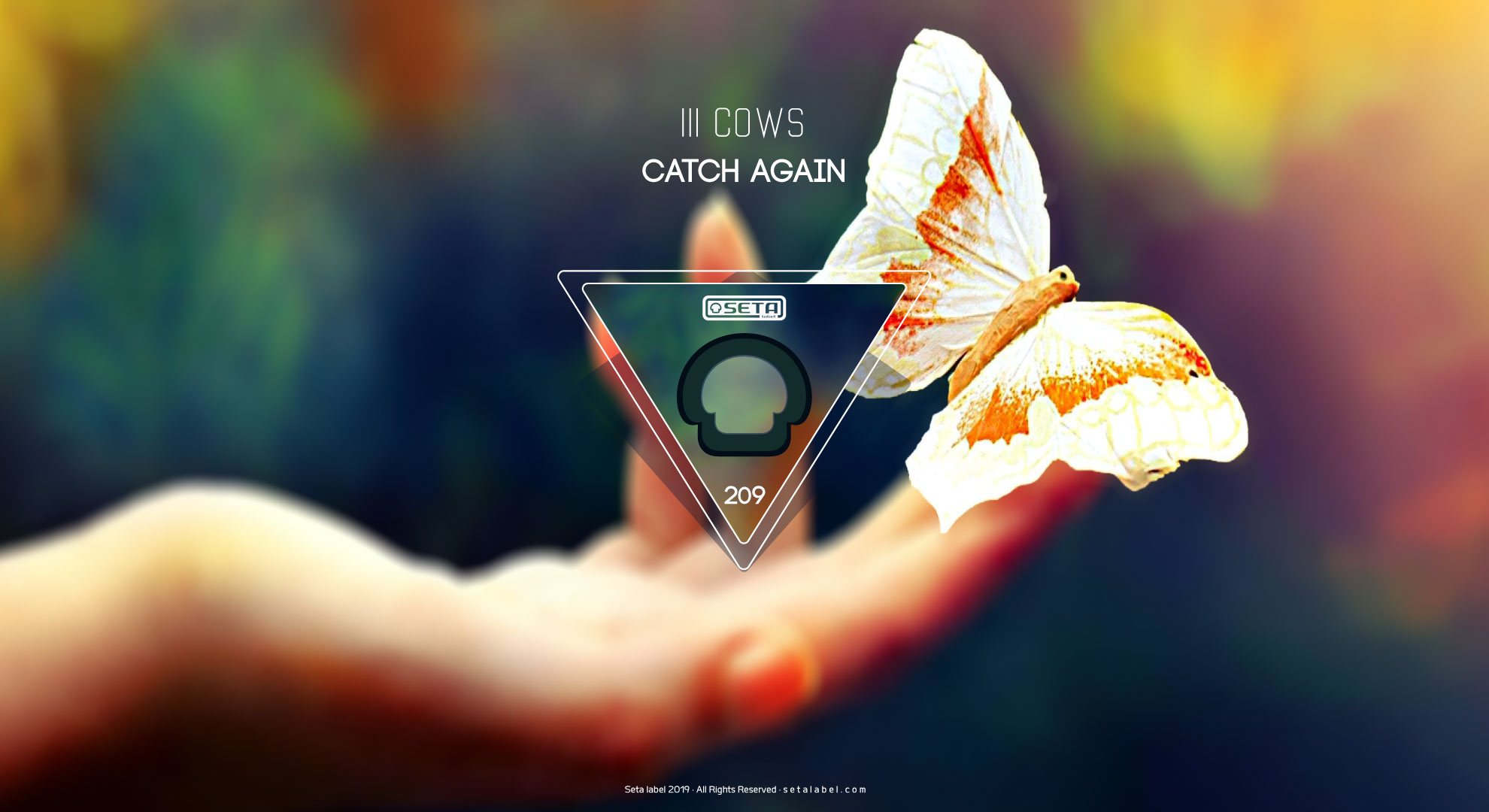 Catch Again  U2013 Ill Cows  Set209   U2013 Seta Label